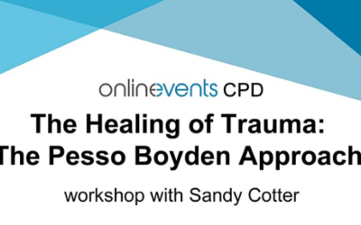 The Healing of Trauma: The Pesso Boyden Approach – Sandy Cotter
